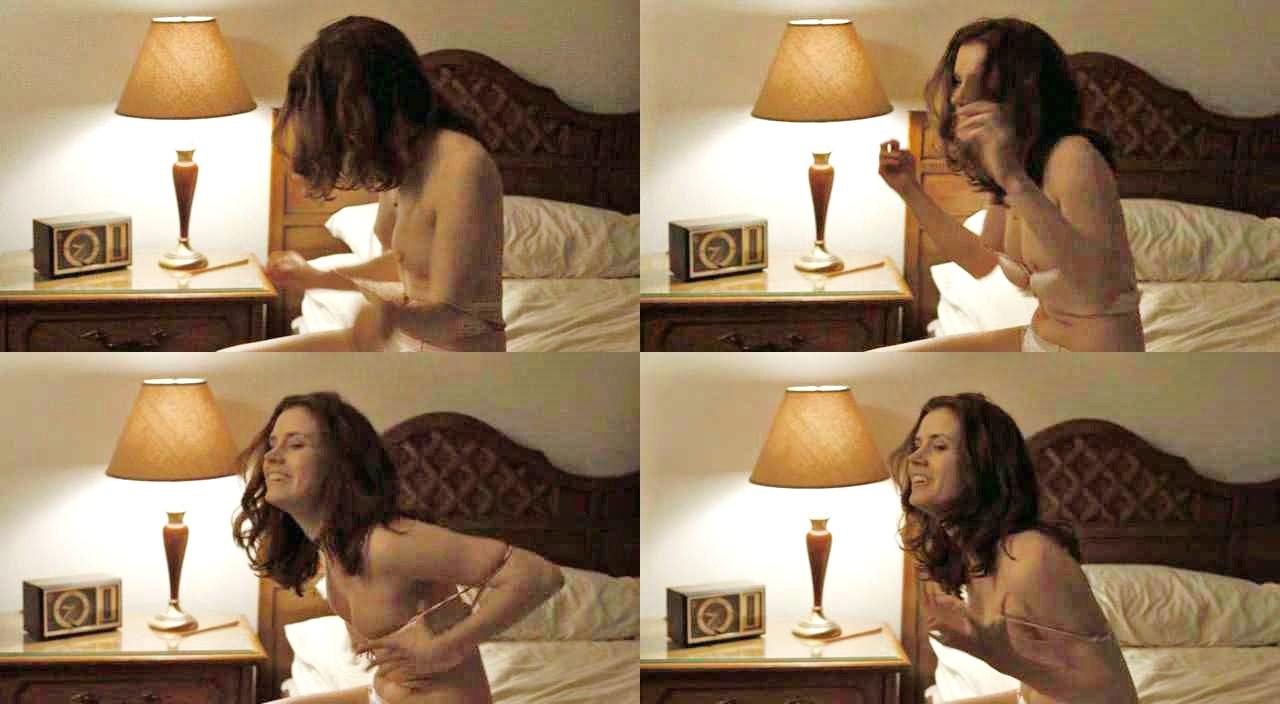 Amy adams topless