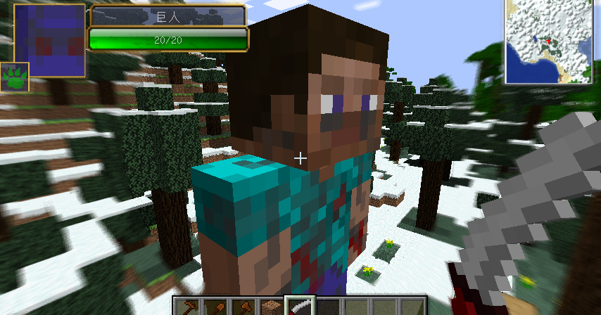 草泥馬依然很草泥馬: (Minecraft 創世神) 支援多人連線(SMP)的模組MOD (Vanilla + Forge)