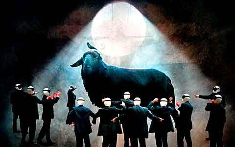 kambing hitam
