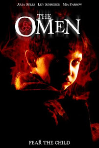 Poster Of The Omen In Dual Audio Hindi English 300MB Compressed Small Size Pc Movie Free Download Only At worldfree4u.com