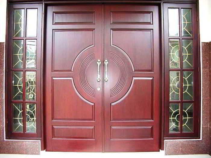 Model Desain Pintu Utama Minimalis