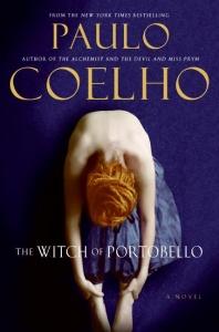 THE WITCH OF PORTOBELLO - BOOK COVER