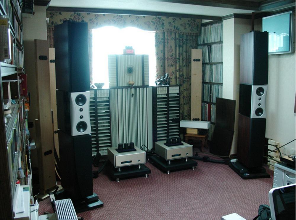 High End Headphones >> Wizard High-End Audio Blog: Setup: Dynaudio Evidence ...
