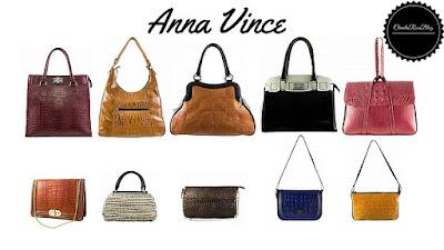 Bolsas Anna Vince - Claudia Rosa Blog