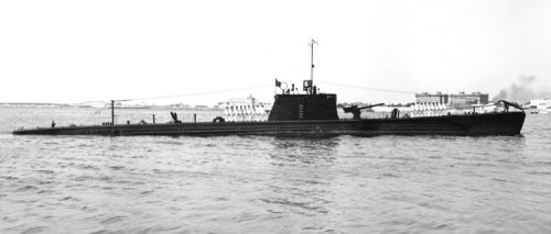 22 August 1940 worldwartwo.filminspector.com Italian submarine Iride