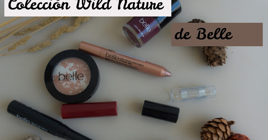 Colección Wild Nature de Belle (Eroski): Info, swatches y look.