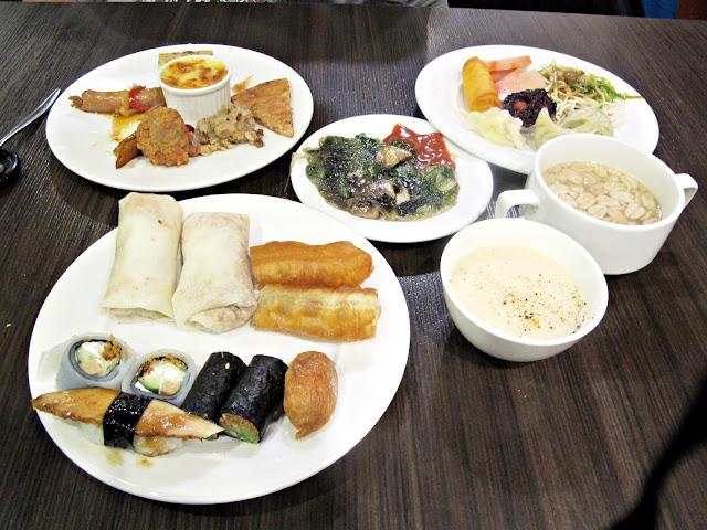 臺北素食餐廳推薦~精選多國料理素食吃到飽懶人包 - 小品~就是愛旅行