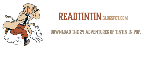 Read Tintin - Download Tintin's adventures in PDF