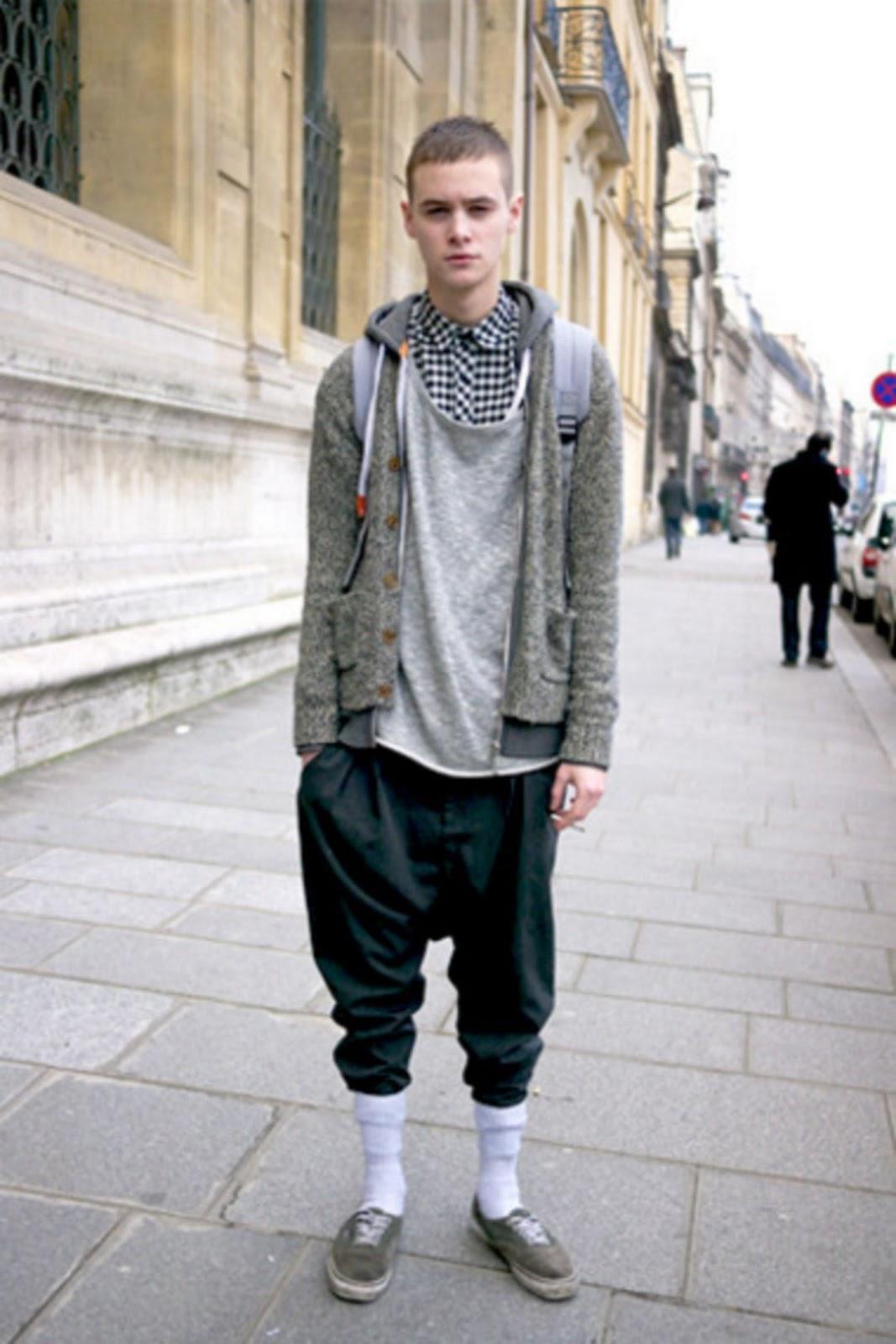 Gaya Paris Street Style Yang Fantastis Untuk Pria Agar Bisa Terlihat Lebih Tampan Maeghansworld