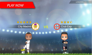 Game Mobile Soccer League V1.0.3 MOD Apk