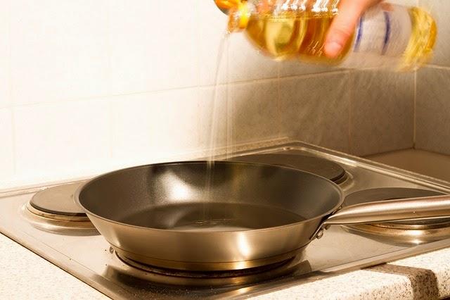 freimos el aceite en la cocina de la abuela
