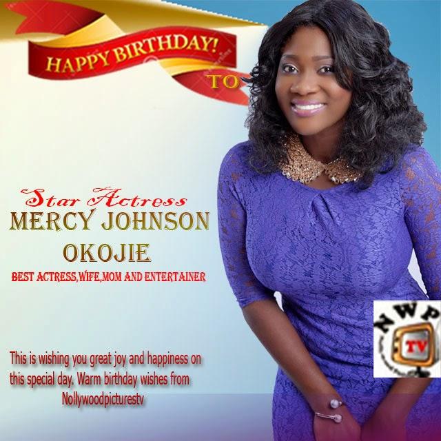 Nigerian Nollywood Movies: Happy Birthday To African Star