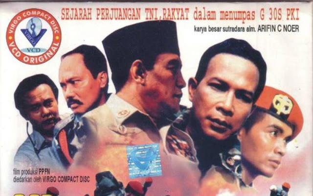 30 September, Pariaman Gelar Nonton Akbar Film G30S PKI