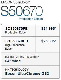 Epson SureColor S50670 Review