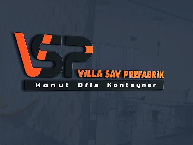 Prefabrik Logo Tasarımı