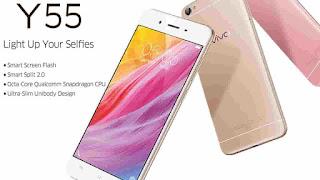Download Firmware Vivo Y55 Terbaru Tanpa Iklan