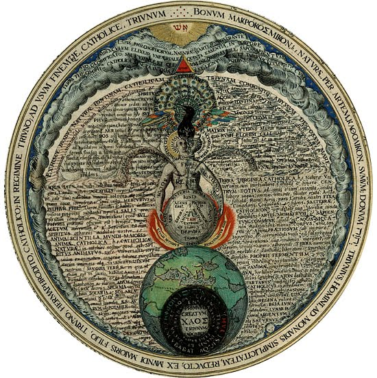A Sabedoria Divina: Anfiteatro da Sabedoria Eterna