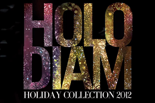 MAKE UP FOREVER HOLODIAM MAKE UP COLLECTION - HOLIDAY 2012