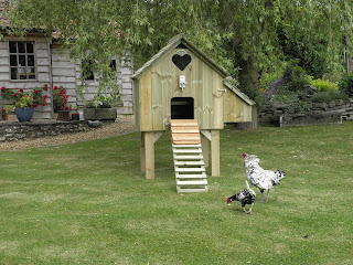 Flyte so Fancy Hen Houses