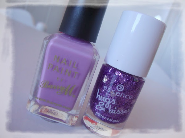 BARRY M - BERRY ICE CREAM & GLITTER