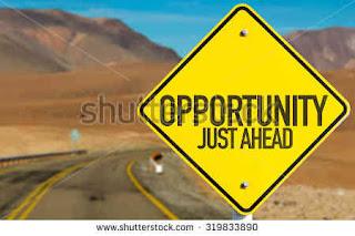 cuidado com oportunidades da vida!