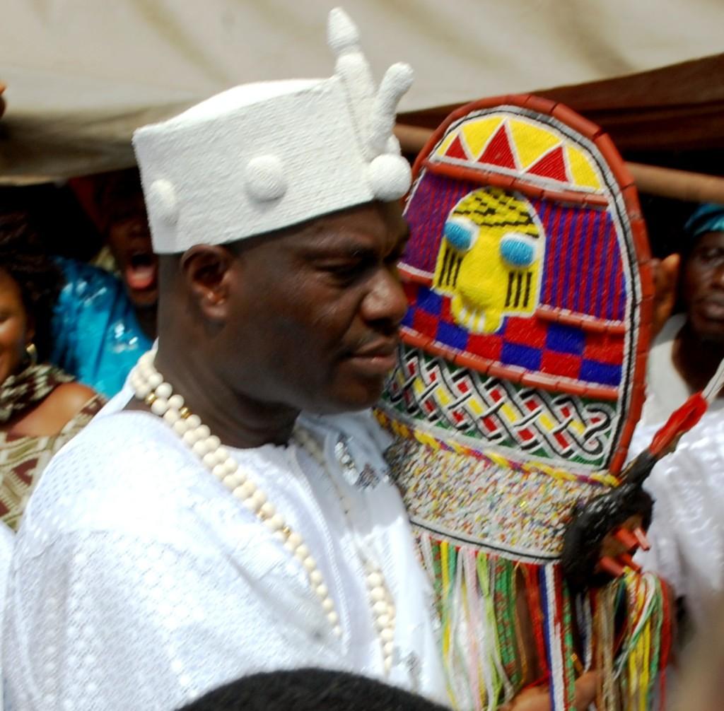 ooni ife crowned aare