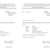 Contoh Surat Edaran Undangan Pertemuan Wali Murid TK Rutin Terbaru 2017 Maret
