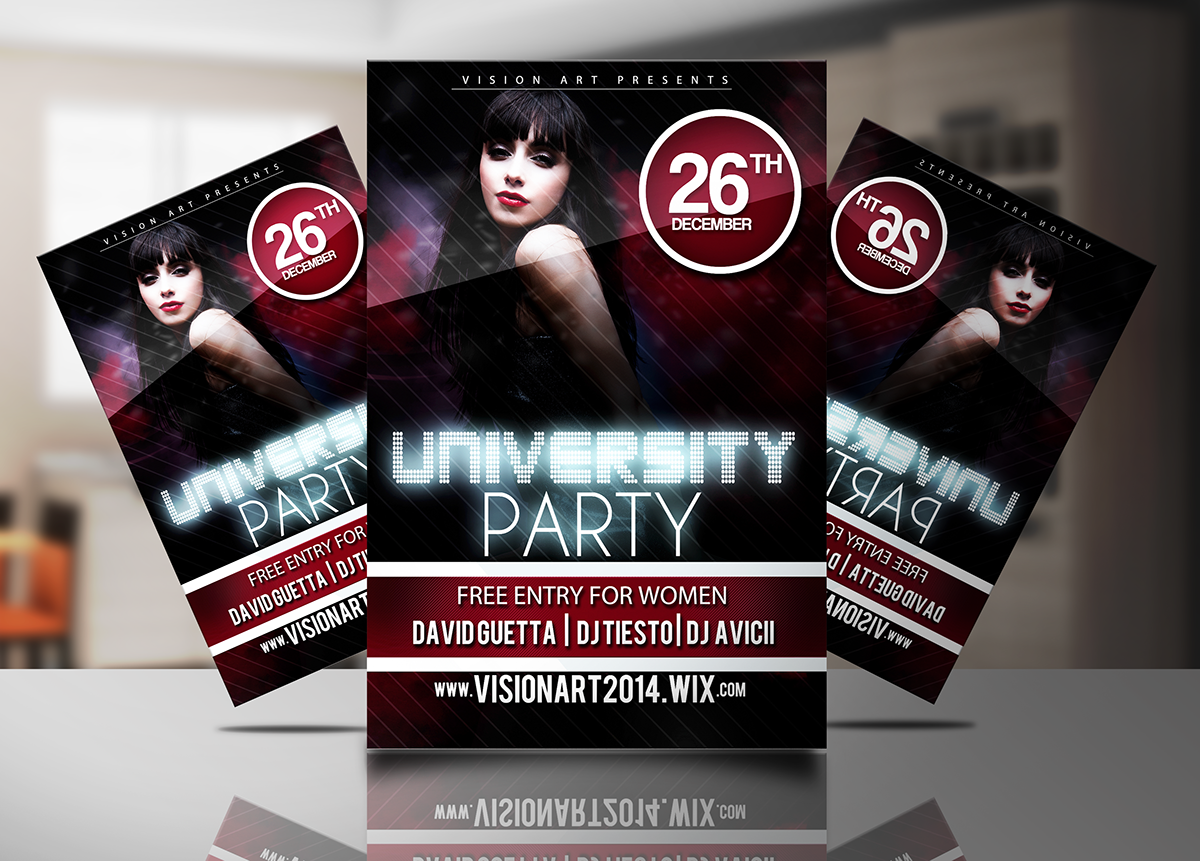 Free PSD Flyer Mockup Template, download free a4 flyer mockup template