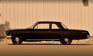 1962 Chevrolet Biscayne Side Left