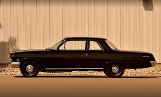 1962 Chevrolet Biscayne Side Left