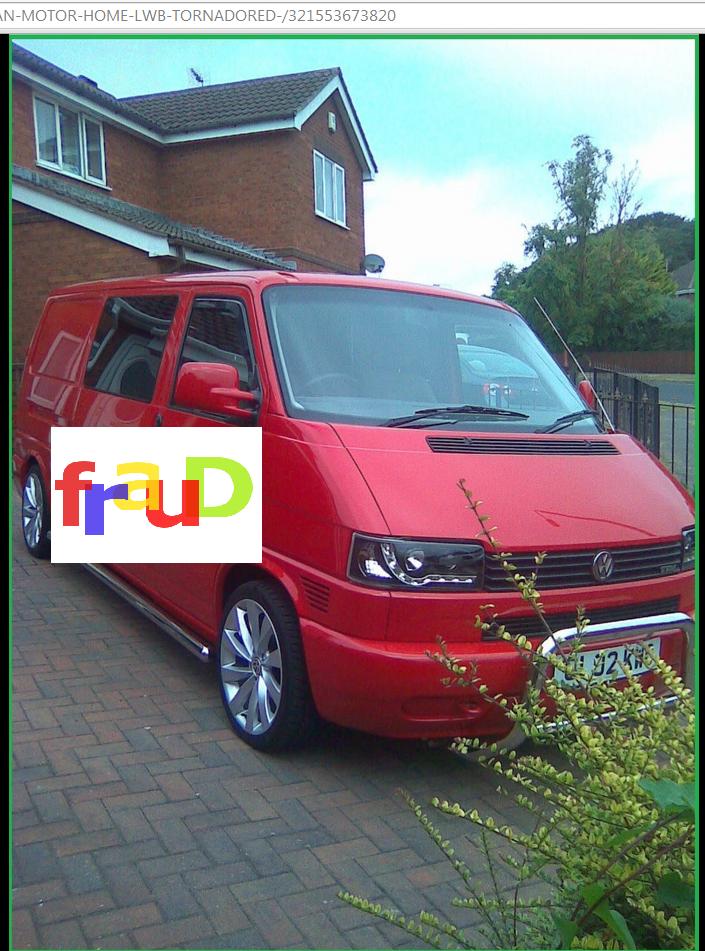 5200 Scam Volkswagen Vw T4 Transporter Camper Van Motor Home Lwb Tornado Red Ebay Fr Legalbeagles Forum