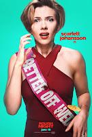 Rough Night Scarlett Johansson poster 2