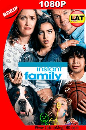 Familia al Instante (2018) Latino HD BDRIP 1080P - 2018
