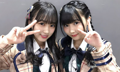 HKT48 Yabuki Nako & Tanaka Miku.jpg