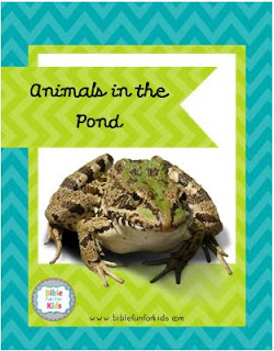http://www.biblefunforkids.com/2018/07/god-makes-pond-animals.html