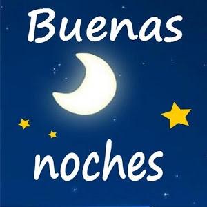 Frases de buenas noches cortas