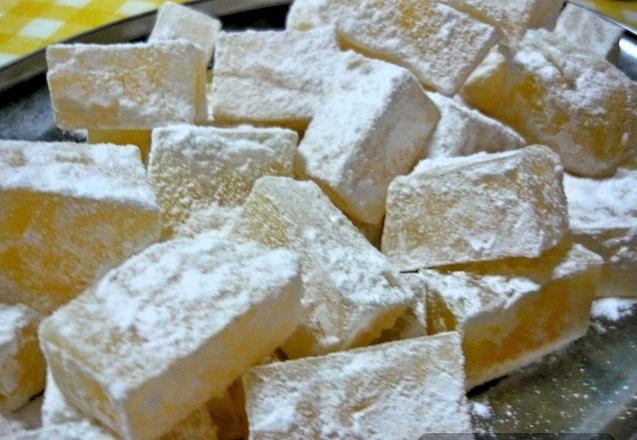 macedonian lokum recipe