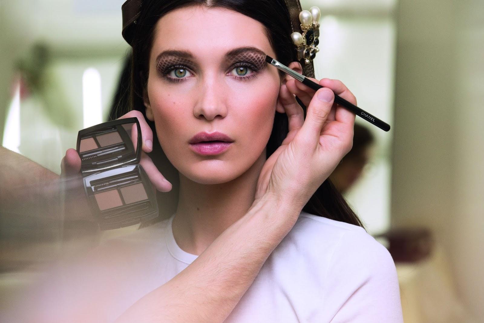 Las tendencias de maquillaje otoño invierno según Chanel | Quinta trends