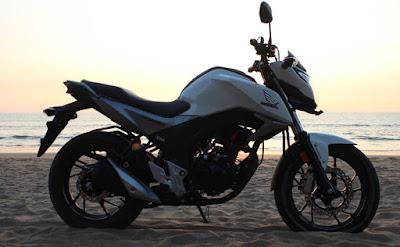 Honda CB Hornet 160R;;