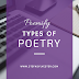 Editorial: 10 Types Of Poetry by Stefn Sylvester | Poemify