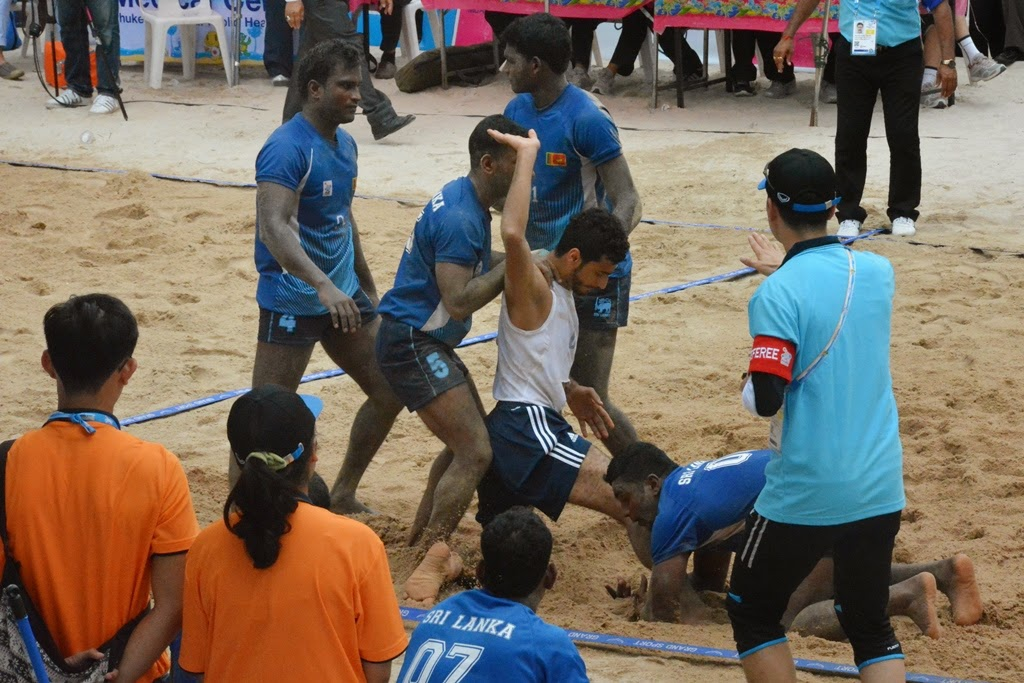 Asian Games Phuket Kabaddi Sri Lanka