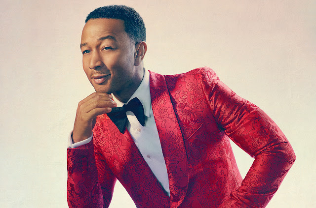 Video: John Legend - Have Yourself a Merry Little Christmas