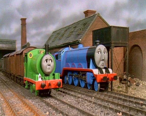 The Railfan Brony Blog Percy S Big Adventures