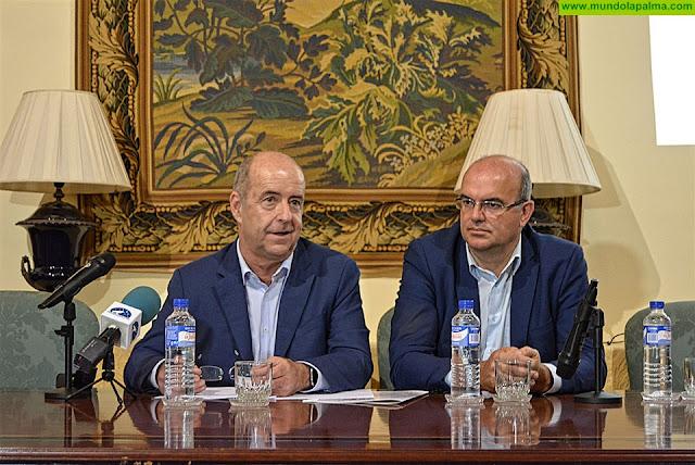 El Gobierno destina 582.000 euros en ayudas a impulsar el sector industrial de La Palma
