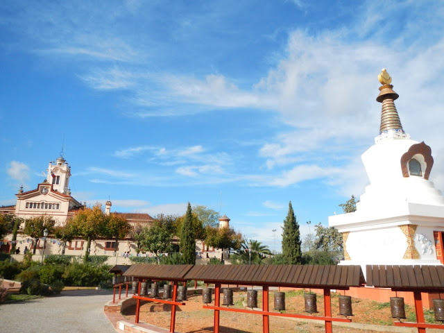 monasterio Sakya Tashi Ling