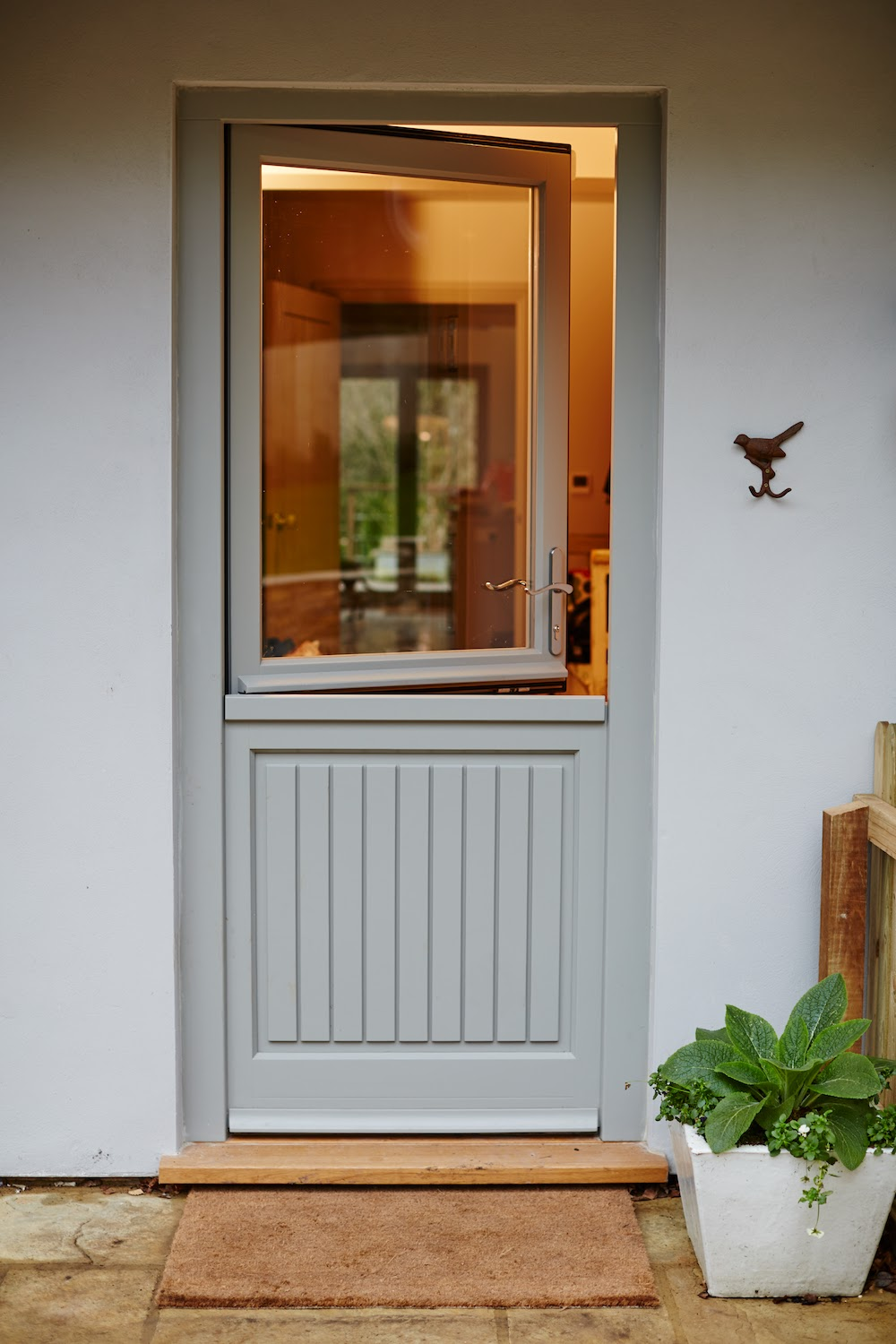 Stable Door Window : Home makeover your with wooden windows evans crittens