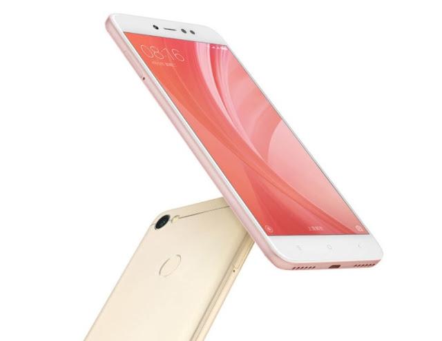 Resmi : Xiaomi Redmi Note 5A Masuk Secara Resmi di Indonesia. Berikut Harga dan Sepeknya..!!