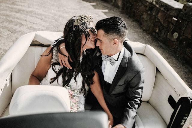 Ellos dijeron que sí: Fátima y Gonzalo