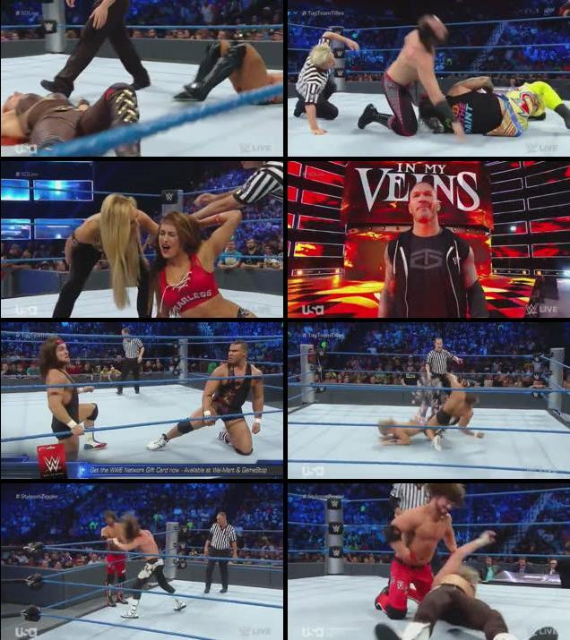 WWE Smackdown Live 23 August 2016 HDTV 480p