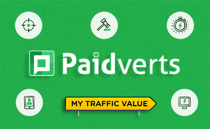 paidverts pv mtv mytrafficvalue ptc